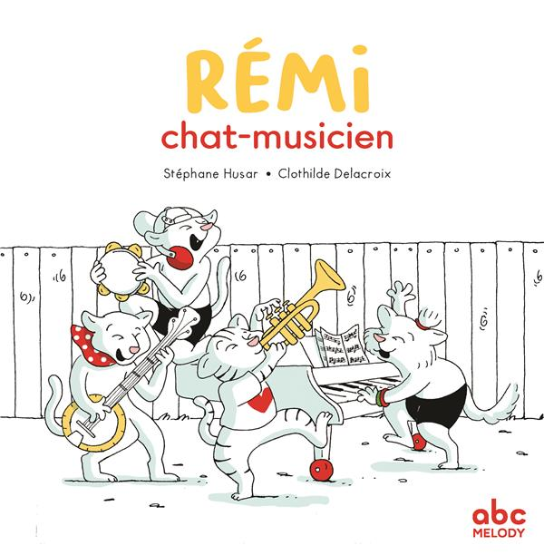 REMI - CHAT MUSICIEN